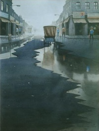 Broken Road and Broken Life by Sudipta Karmakar