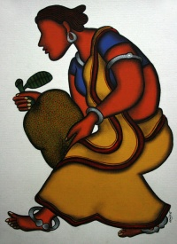 Bearing Fruit by Kalyan  Chakraborty
